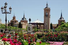 10 lugares que deberías visitar cerca de Madrid - Alcalá de Henares - Madrid