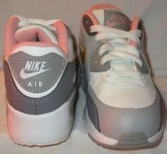 Air Max 90, Nike Air Max, Pink Nikes, Sneakers Nike, Shoes, Fashion, Nike Tennis, Moda, Shoe