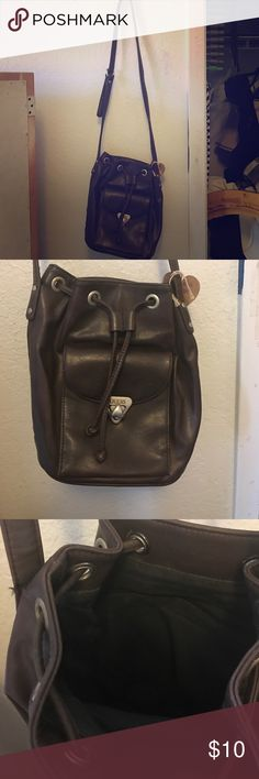 Vintage mini guess bucket bag Super cute side bag! Perfect a festival concert event!! In good condition for this piece has some wear as soon in picture ❌not urban outfitters ❌ Urban Outfitters Bags Mini Bags
