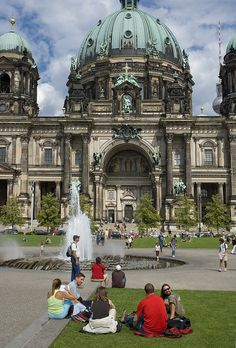 ღღ Lustgarten am Berliner Dom | Berlin Cathedral | Flickr - Photo Sharing!