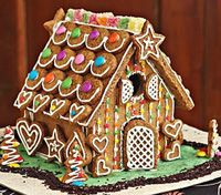 Gingerbread House Ideas - some with instructions, others for inspiration