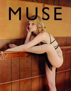 Guinevere Van Seenus by Venetia Scott for Muse Spring 2014
