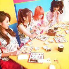 Scandal Scandal Japanese Band, Prom Dresses, Formal Dresses, I Party, Songs, Disney Princess, Beauty, Catalog, Lifestyle