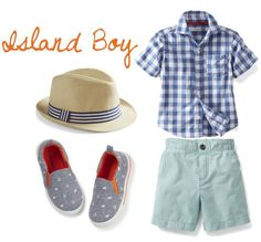 Toddler Boy Spring Fashion from Carter's #CartersSpringStyle