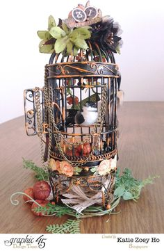 An Eerie Tale Altered Magical Birdcage_1