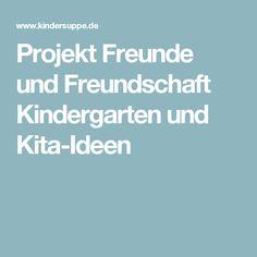 Projekt Das bin ich und mein Koerper Kindergarten und Kita-Ideen ...
