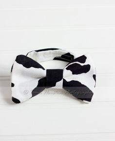 Hey, I found this really awesome Etsy listing at https://www.etsy.com/listing/109073741/boys-bow-tie-newborn-baby-child-cow
