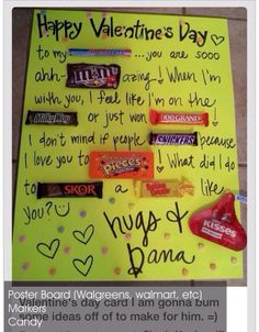 Super Cute Valentines Idea For Your Sweetheart