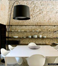 Amazing Stone House In Catalonia   Afflante.com