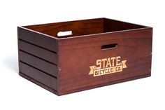 Visit State Bicycle Co. to see our Front Basket and see all Bike Crates, Baskets & Racks. Customize your bike today or find a location near you. A bike like no other.