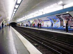 ligne 12 station notre dame de lorette