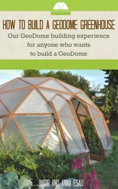 How to build an amazing, cheap, portable green house with maximum light and durable for snow, rain, and hail in the north