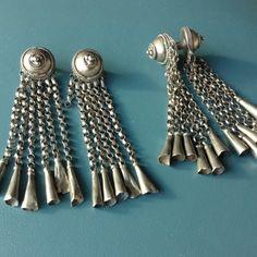 IMG_1186 Ethiopian earrings, Wollo region.