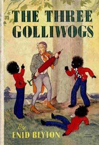 The Three Golliwogs by Enid Blyton. Illustrated by Joyce A Johnson