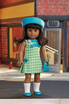 Melody Ellison, the Newest American Girl Doll, Debuts Tomorrow