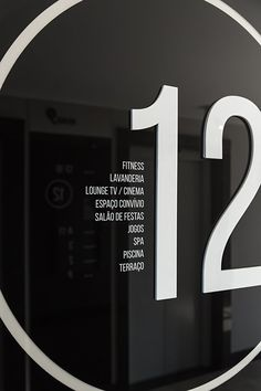 Nine - Melnick Even /STUDIOMDA Wayfinding Design
