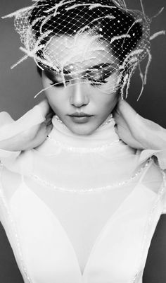 Vogue China  September 2015 Photographer: Mario Testino