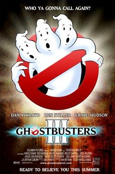 Responsible for staging the new Ghostbusters film is Jason Reitman (Up in the Air), who. Ghostbusters Logo, Die Geisterjäger, Ernie Hudson, Harold Ramis, Writing Plan, Ben Stiller, About Time Movie, New Trailers, Movies