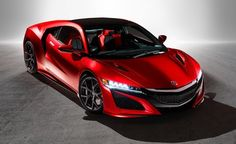 2016 Acura NSX Dissected: Powertrain, Chassis, and More – Feature – Car and Driver