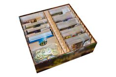 Smash up organizer! Room for the base game and all expansions!