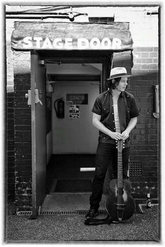 Jack white - next to Rory Gallagher my 2nd favorite.