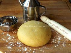 Pasta frolla all'olio, friabile, delicata, adatta a tutte le preparazioni come biscotti, crostate e torte alla frutta