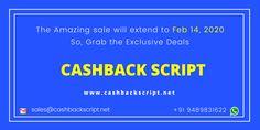 Amazing offer at CashCraft delivers the premium cashback script solutions Script, Coupon, Amazing, Script Typeface, Coupons