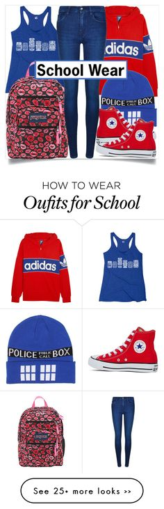 """""""School Style"""" by madeinmalaysia on Polyvore"""