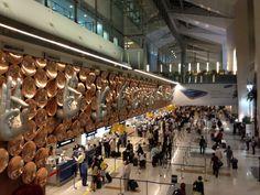 Indira Gandhi International Airport (DEL) in New Delhi, Delhi