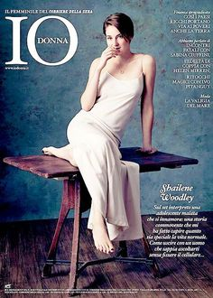 Shailene Woodley, Io Donna Magazine [Italy] July How can an outfit so simple be so flawless on a girl Shailene Woodly, The Spectacular Now, Tris Prior, I Believe In Angels, Veronica Roth, Helen Mirren, Hailee Steinfeld, The Fault In Our Stars, Hot Brunette