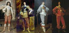 gentil Homme, 1630s