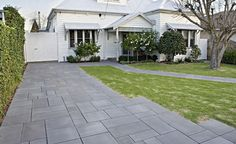 Eco Outdoor - Flooring - Architectural Concrete - Basalt