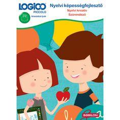 LOGICO Piccolo - Nyelvi képességfejlesztő: Nyelvi kreatív - Szórendező 6 éves kortól Cinderella, Pikachu, Disney Characters, Fictional Characters, Family Guy, Disney Princess, Reading, Books, Movie Posters