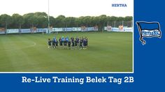 Re-Live Training in Belek - Tag 2 - Teil 2 - Hertha BSC - Bundesliga - B...