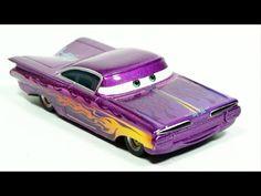 Cars 2 Francesco Bernoulli Toys R US exclusive Die Cast Disney ...