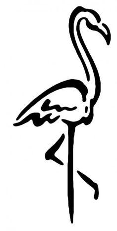 flamingo 2 http://www.stencilry.org/stencils/animals/flamingo/flamingo+2.gif