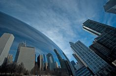 The Bean. Chicago. Dave Thurston, Your Take
