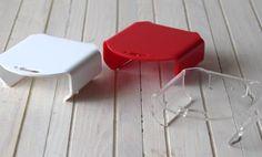 Der hochwertige Plexiglas® Deckel ist handgefertigt. Du kannst aus drei Farben wählen: Weiß, Rot und Transparent.