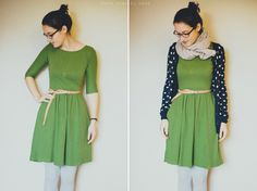 more praise for the colette moneta dress. little home by hand blog
