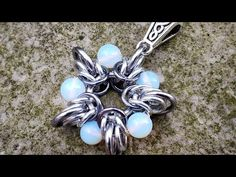 Chainmaille Elf star revisited - YouTube Wire Pendant, Star Pendant, Clay Videos, Five Points, Wire Weaving, Chainmaille, Wire Jewelry, Elf, Jewelry Design