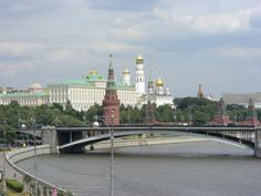 Kremlin, Moscow, Russia #travel #photos #russia