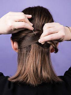 Schöne & einfache Frisuren