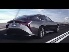 The Lexus LF-FC Concept - Beyond The Conventional - YouTube