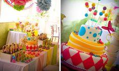 Decoração para festa de aniversário infantil – Parte II | Batom e Futebol