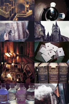 "call-me-winter-soldier: "" Hogwarts aesthetic (more) """