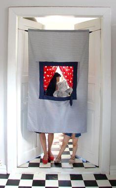 Teatrzyk w grochy Summer Dresses, Sewing, Kids, Fashion, Young Children, Moda, Dressmaking, Boys, Summer Sundresses