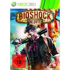 BioShock Infinite ( Uncut ) - deutsche Version - XBOX 360