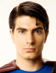 Brandon Routh a.k.a. Superman in Superman Returns...I'm a fan!