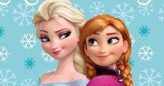 Lindo kit festa Frozen para imprimir, ele é gratuito e ótimo para deixar sua festa linda!