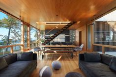 Superb [Rustic Retreat Design by Wheeler Kearns Architects]